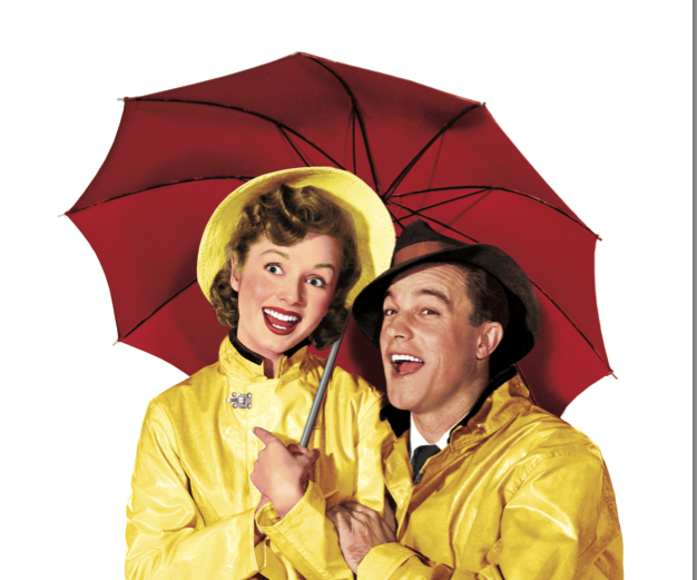Singin' in the Rain ©1952 – All rights reserved. Courtesy Warner Bros. Home Entertainment, Inc