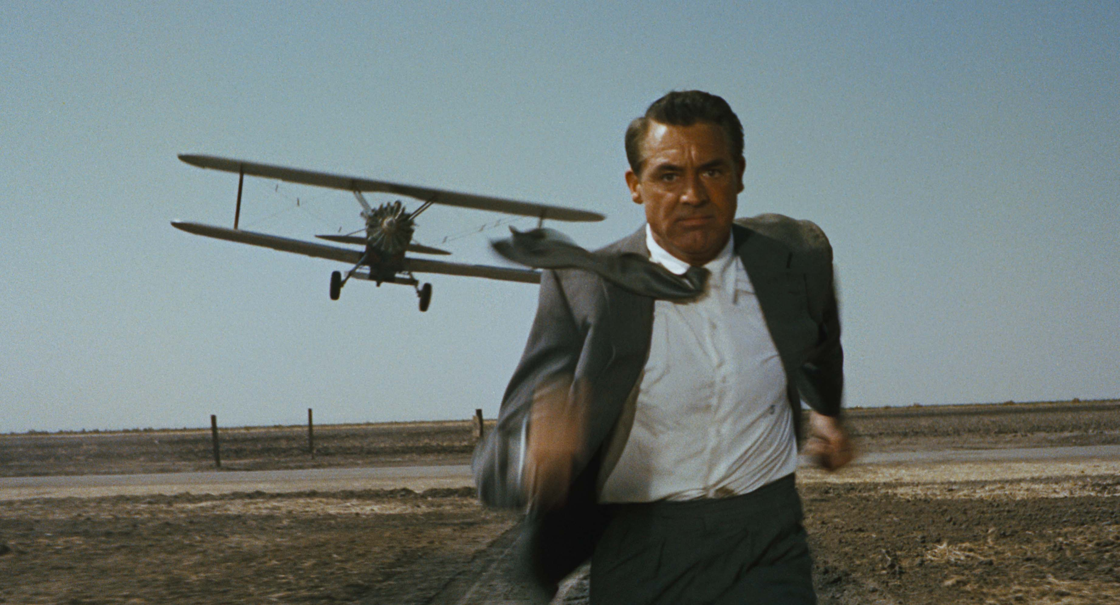 North by Northwest ©1959 – All rights reserved. Courtesy Warner Bros. Home Entertainment, Inc.