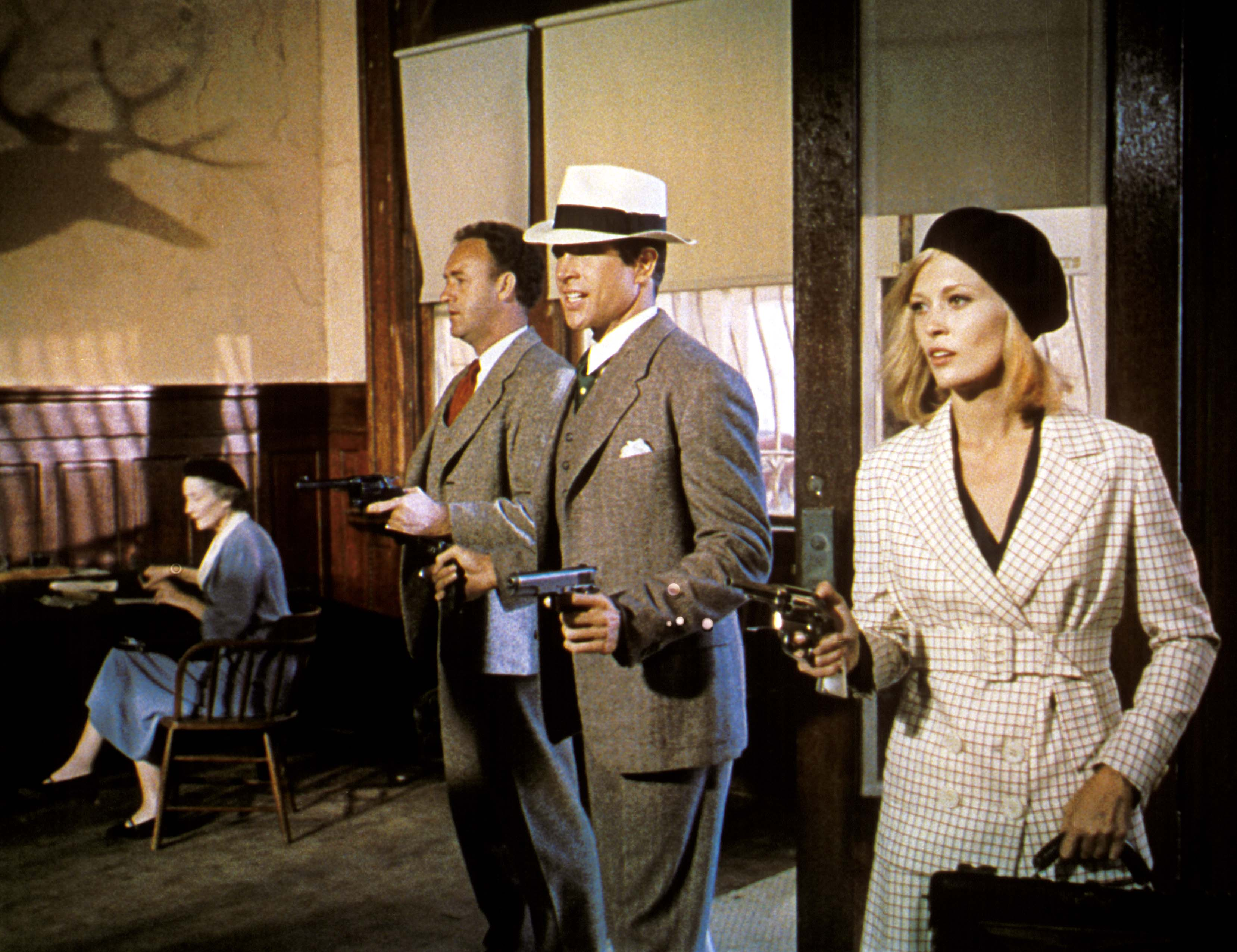 Bonnie and Clyde ©1967 – All rights reserved. Courtesy Warner Bros. Home Entertainment, Inc.
