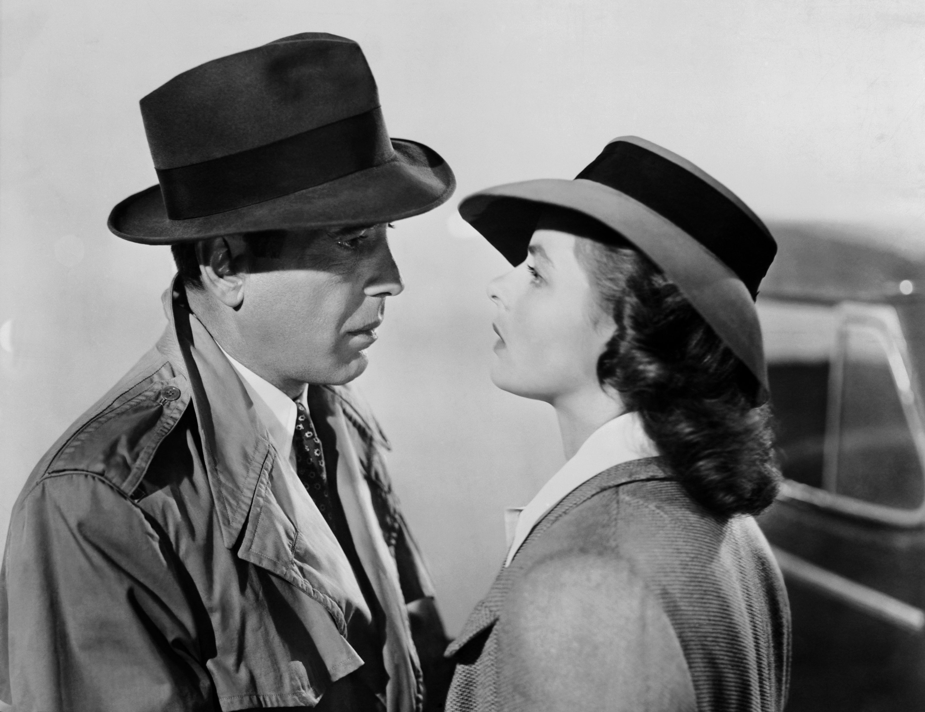 Casablanca ©1942 – All rights reserved. Courtesy Warner Bros. Home Entertainment, Inc.