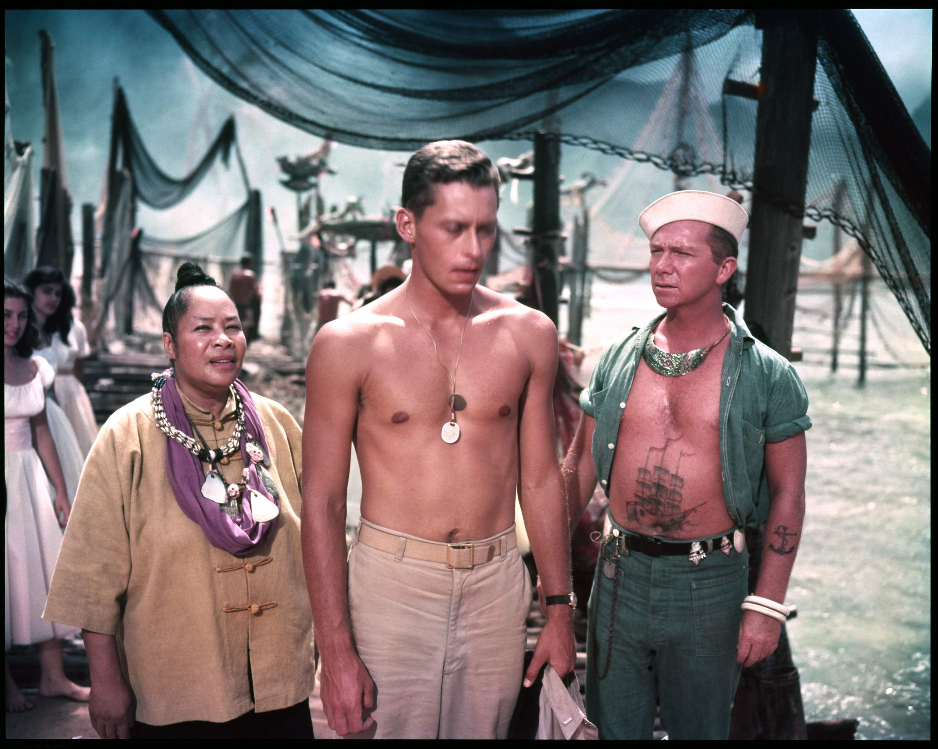 South Pacific (1958) TM &  © 2017 Twentieth Century Fox Film Corporation. All rights reserved.