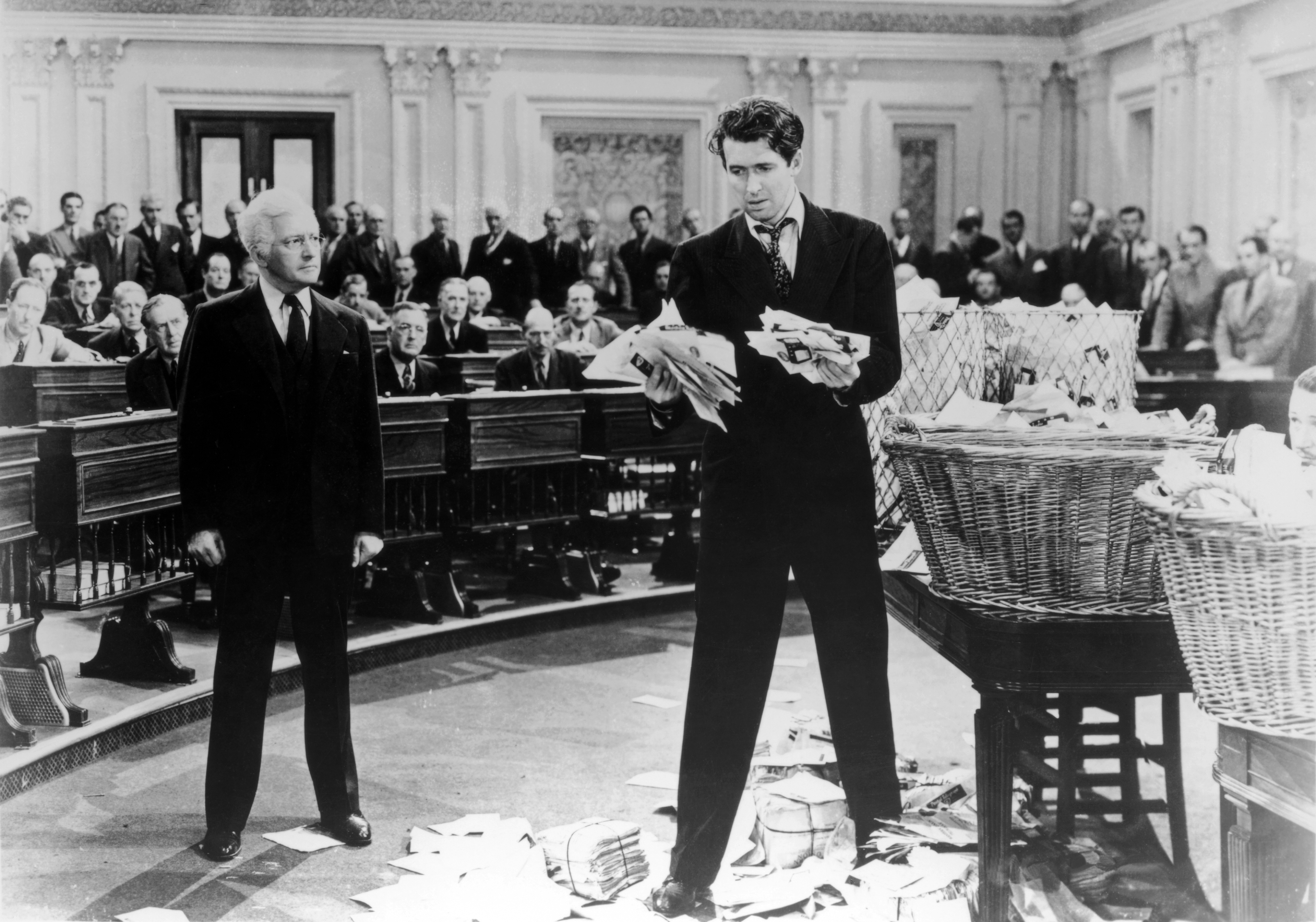 Mr. Smith Goes to Washington © 1939, renewed 1967 Columbia Pictures Industries, Inc. All Rights Reserved.