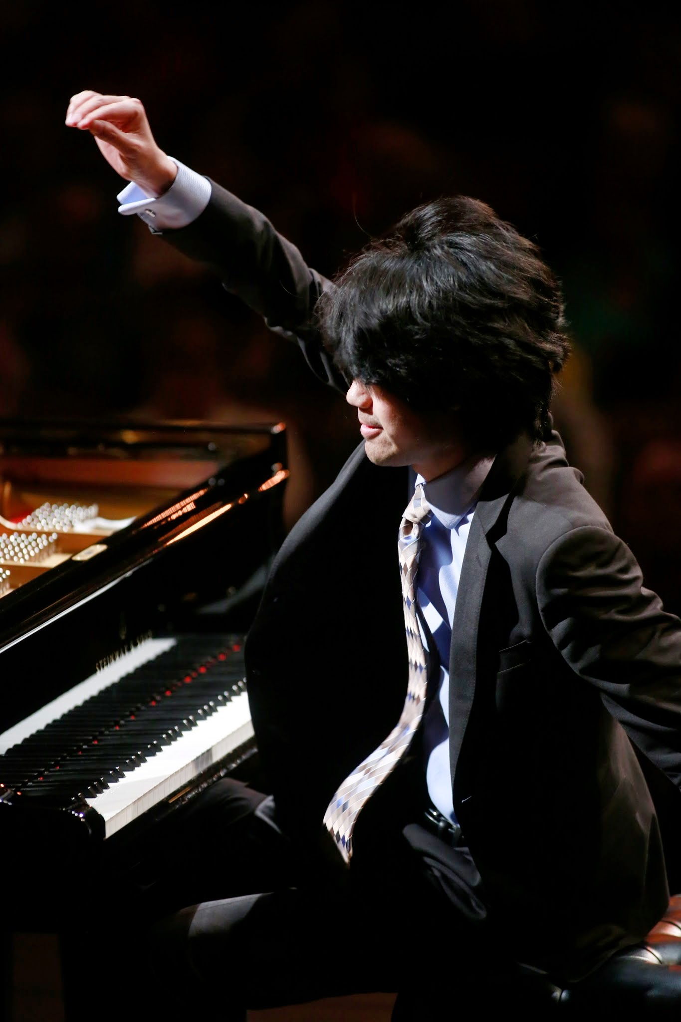 2017 Cliburn Competition LIVE in Cinemas