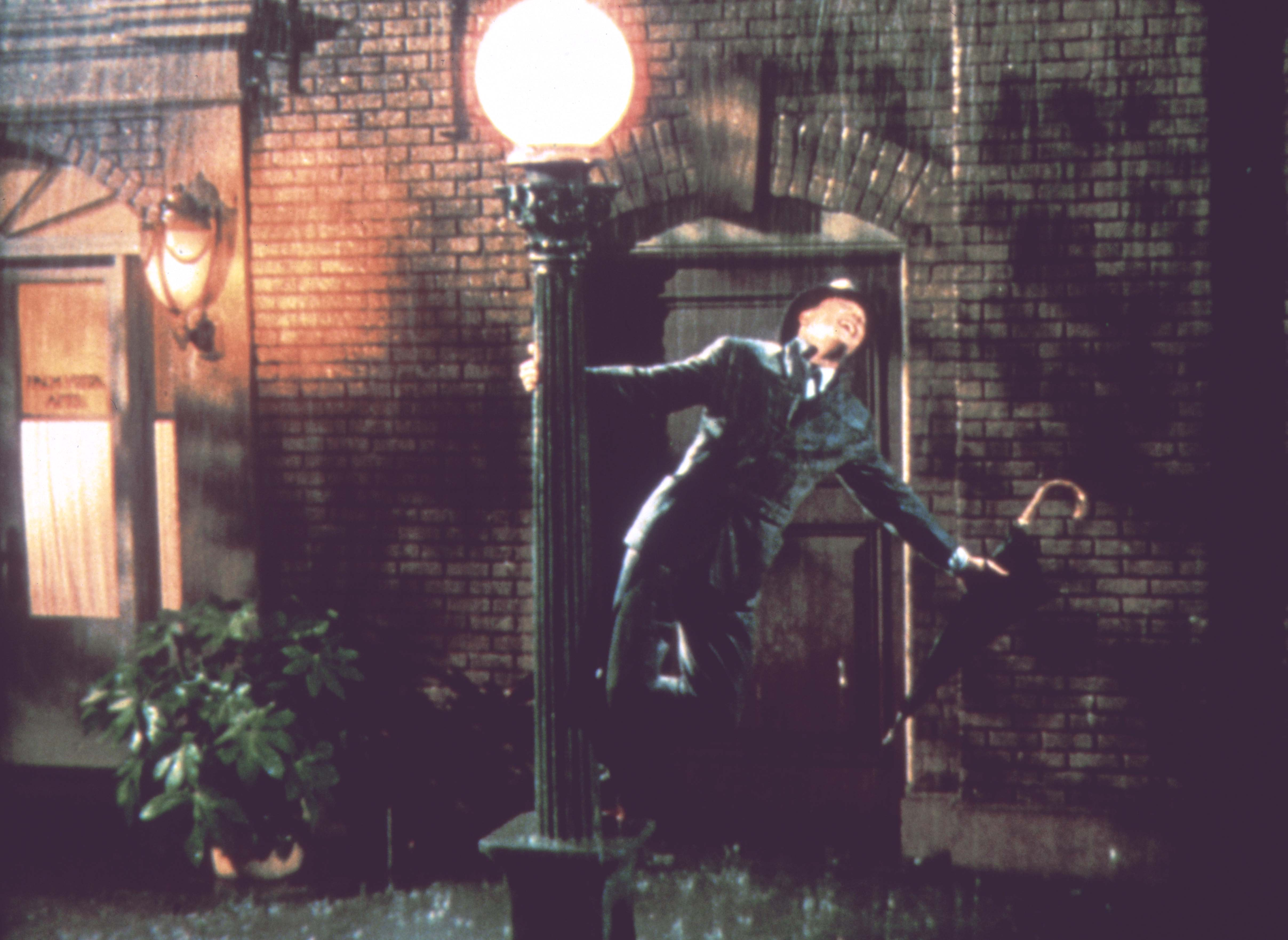 Singin' in the Rain ©1952 – All rights reserved. Courtesy Warner Bros. Home Entertainment, Inc.