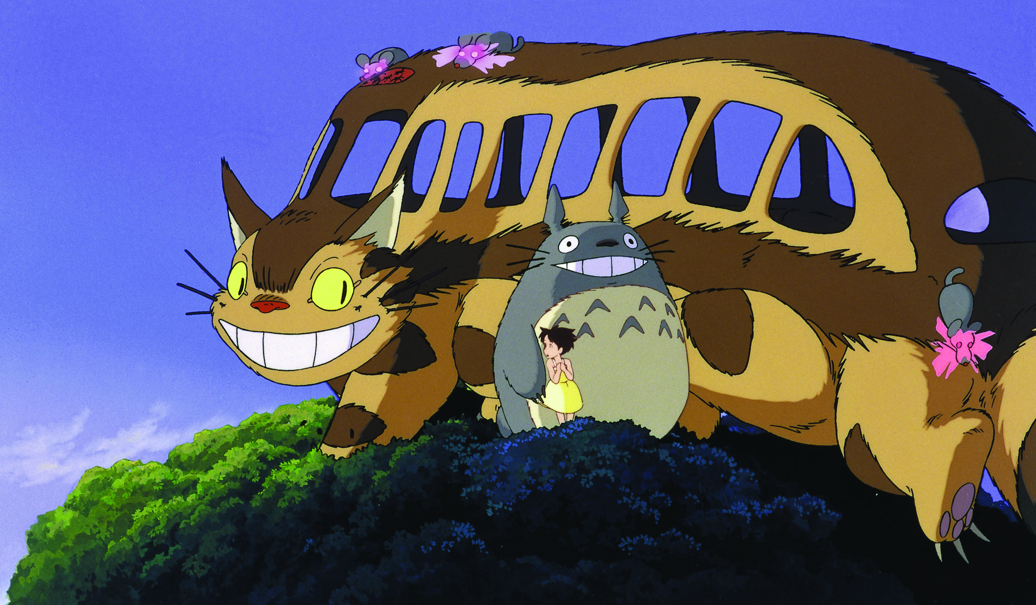STUDIO GHIBLI FEST: My Neighbor Totoro
