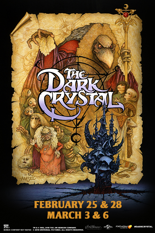 The Dark Crystal - Event Poster